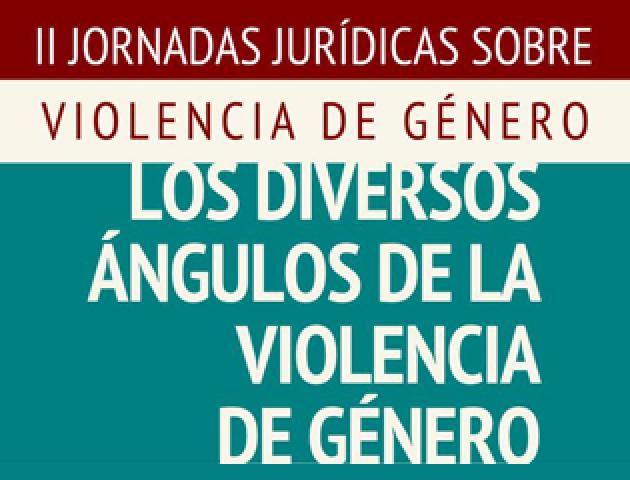 II jornadas jurídicas sobre violencia de género