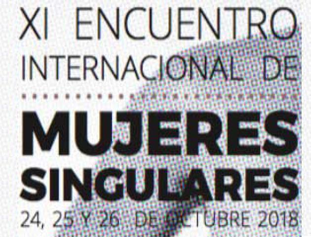 XI Encuentro internacional mujeres singulares