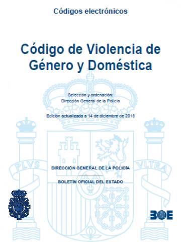 Código de Violencia de Género y Doméstica