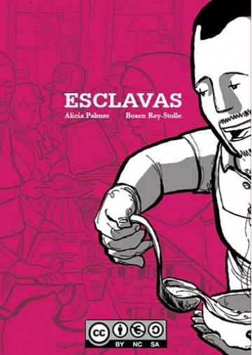 Esclavas: Imagen de portada