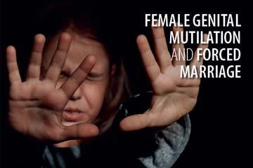 Publicación sobre mutilación genital femenina y matrimonio forzado