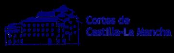 Logo Cortes de Castilla-La Mancha