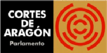 Logotipo Cortes de Aragón
