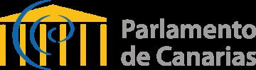Logotipo Parlamento de Canarias