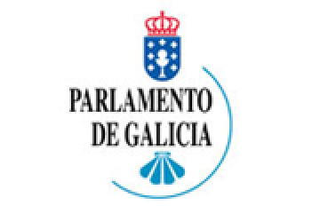 Logotipo Parlamento de Galicia