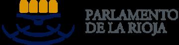 Logotipo Parlamento de La Rioja