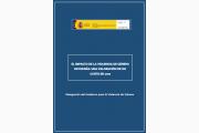 El impacto de la violencia de género en España