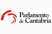 Logotipo Parlamento de Cantabria