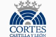 Logotipo Cortes Castilla y León