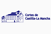 Logotipo Cortes de Castilla La Mancha