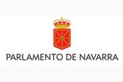Logotipo Parlamento de Navarra