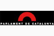Logotipo Parlament Catalunya
