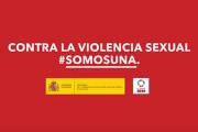 Imagen de la campaña Contra la violencia sexual #SomosUna